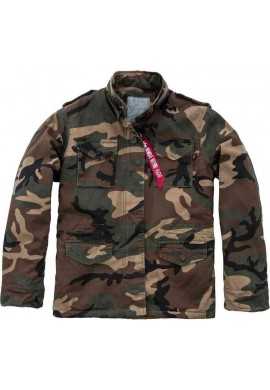 Bunda M-65 Alpha Industries W/L CAMO