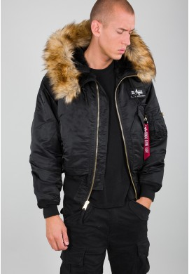 Bunda 45P HOODED Alpha Industries