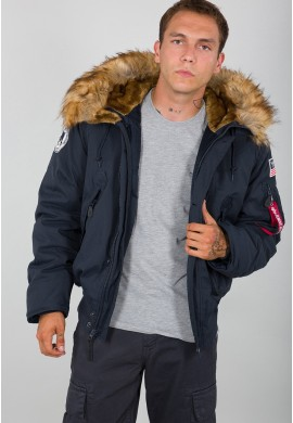 Bunda POLAR JACKET SV Alpha Industries REPL.BLUE