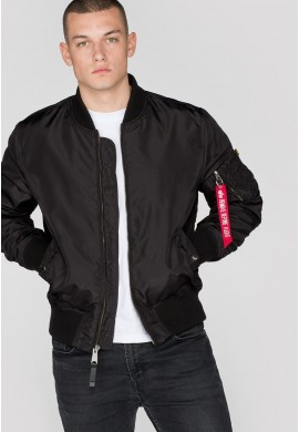 Bunda MA-1 TT  Alpha Industries BLACK