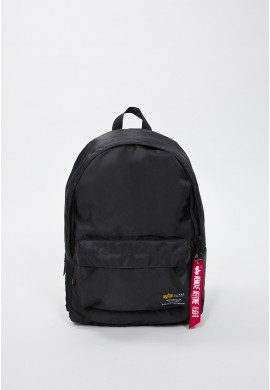 Batoh Crew Backpack black Alpha Industries