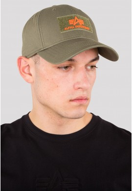 Čepice CAP VLC II Alpha Industries Dark green