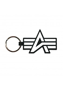 Přívěšek RUBBER KEYCHAIN ALPHA INDUSTRIES