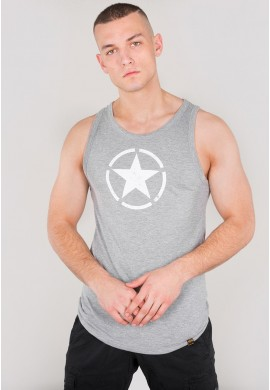 Tílko STAR TANK Alpha Industries GREYHATHER