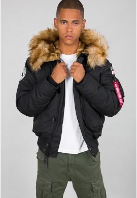 Zimní bunda Polar Jacket SV BLACK