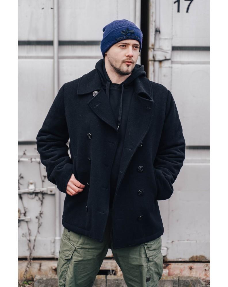 Kabát námořní Alpha Industries        USN Pea Coat