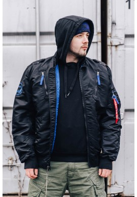 Bunda Falcon II, Alpha Industries - Black