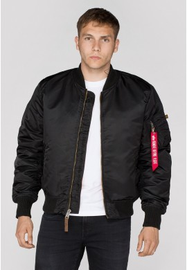 Bunda MA-1 VF 59 Alpha Industries Black