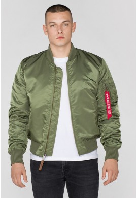 Bunda MA-1 VF 59 Alpha Industries Sage green