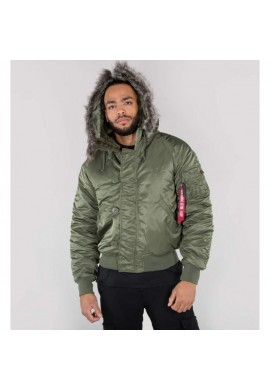 Bunda N2B VF 59 Alpha Industries Sage Green