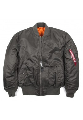 Bunda MA-1 Alpha Industries Repl.grey