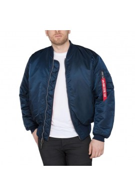 Bunda MA-1 Alpha Industries REPL.BLUE