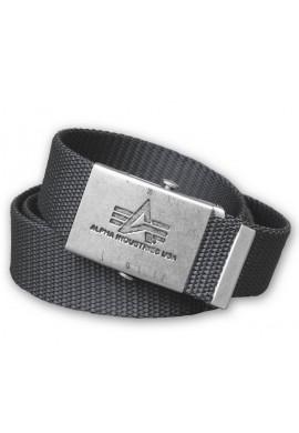 Opasek Heavy Duty Belt Alpha Industries Repl.grey