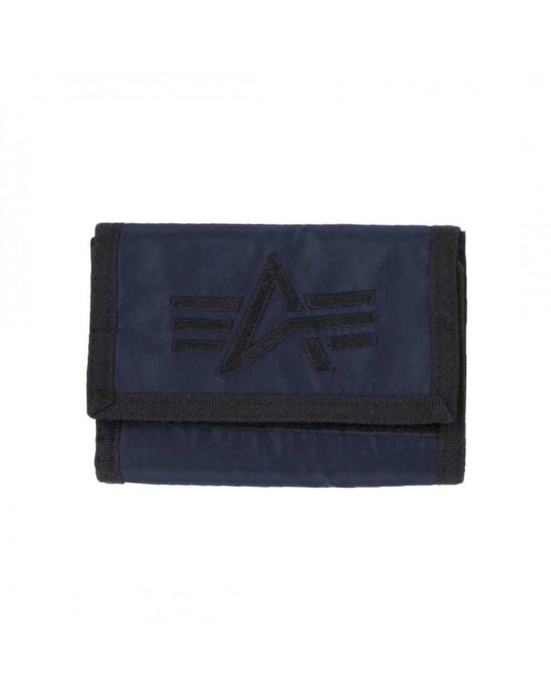 Peněženka Alpha Wallet Alpha Industries Repl.blue