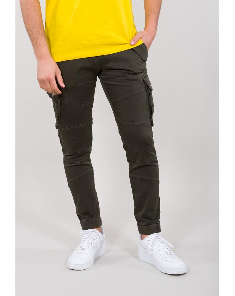 Kalhoty Combat Pant LW Alpha Industries Greyblack