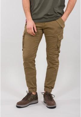 Kalhoty COMBAT PANT LW Alpha Industries KHAKI