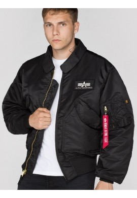 Bunda CWU 45 Alpha Industries BLACK