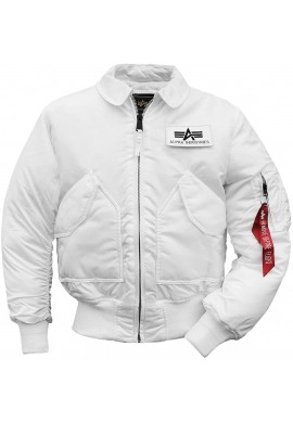 Bunda CWU 45 Alpha Industries White