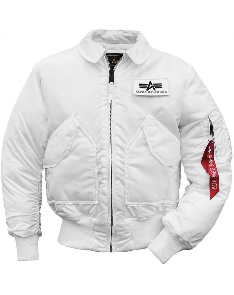 Bunda CWU 45 Alpha Industries White