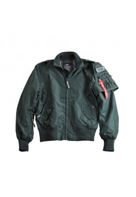 Bunda Starfighter Alpha Industries Dark petrol