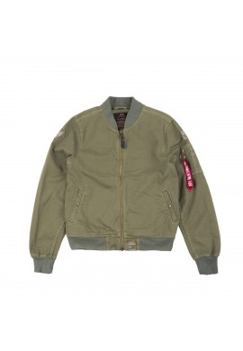 Bunda Ground Crew Alpha Industries Olive
