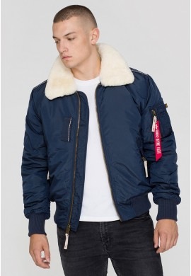 Bunda INJECTOR III Alpha Industries REPL.BLUE