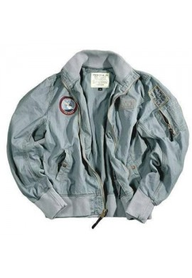 Bunda Alpha Industries Bold GREY