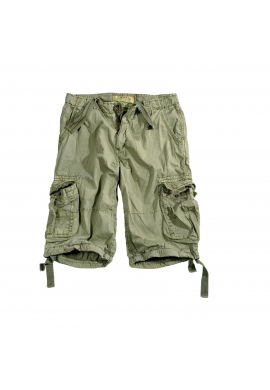 Kraťasy JET SHORT Alpha Industries Light olive