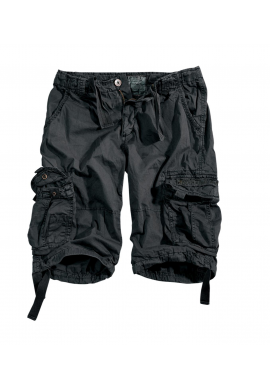 Kraťasy JET SHORT Alpha Industries BLACK