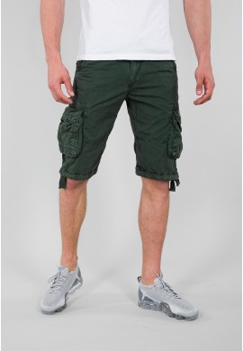 Kraťasy JET SHORT Alpha Industries DARK PETROL