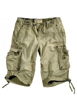 Kraťasy TERMINAL Short Alpha Industries Olive